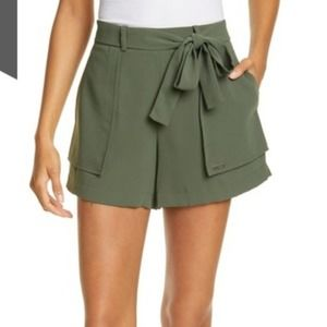 Ted Baker London Mitty Tie Waist Shorts